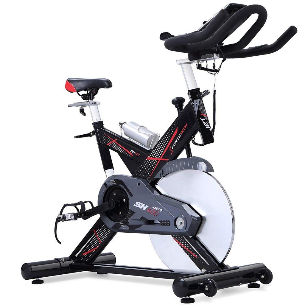 Accueil vélo biking Sportstech SX400