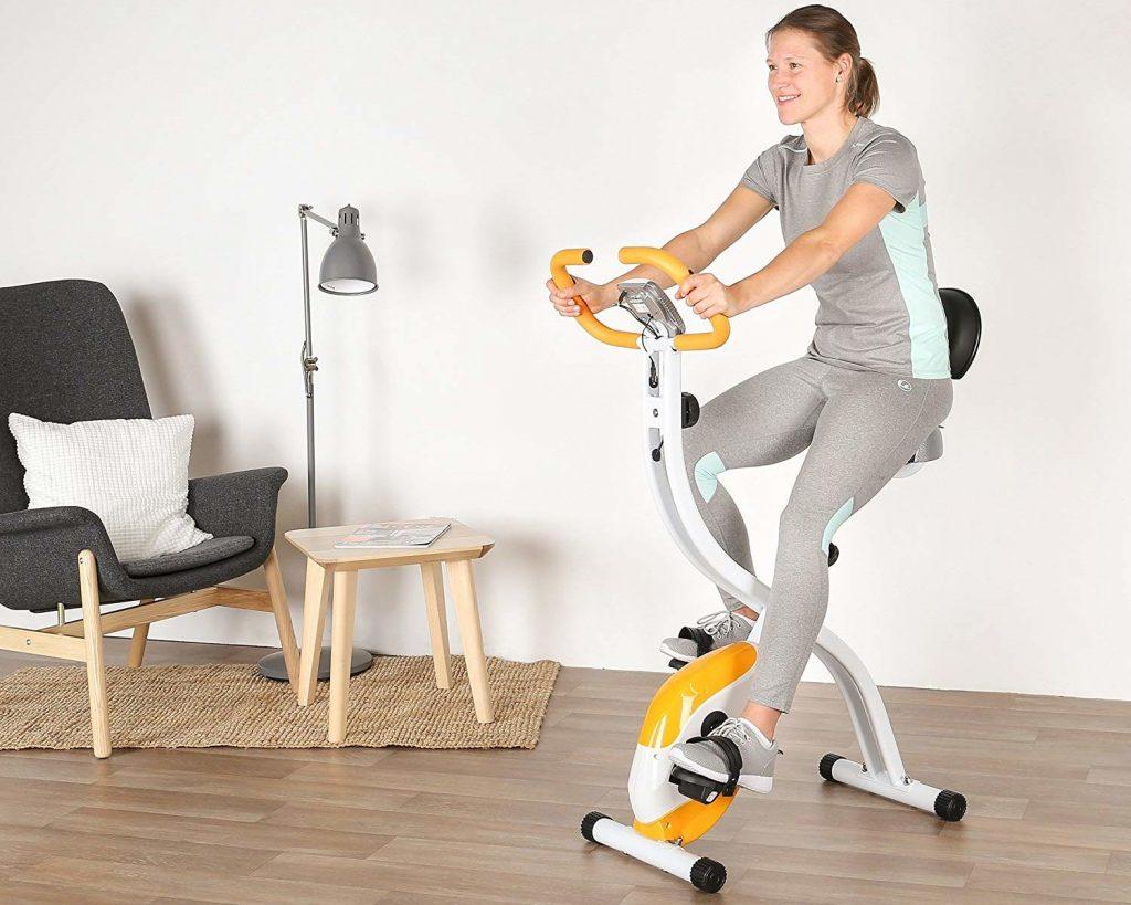 Choisir le meilleur vélo d'appartement